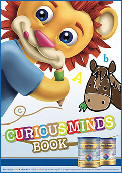 Curious minds book